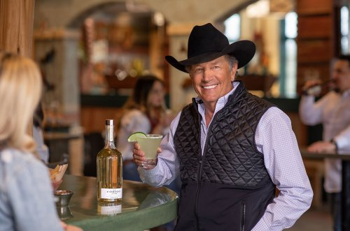 George Strait Launches Special-Edition Tequila: 'Our Goal is to Share the Best Tequila With the World'