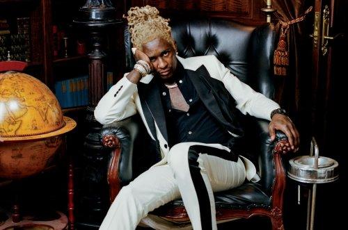Young Thug's 'Punk' Debuts at No. 1 on Billboard 200 Albums Chart