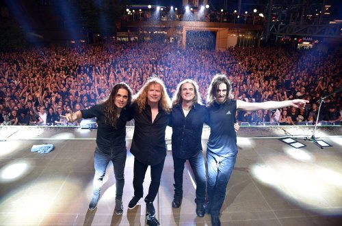 Megadeth React to Reports of Leaked Sexually Explicit Videos of Bassist David Ellefson
