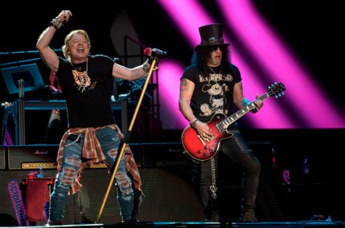 Guns N' Roses Return to the Road With $50 Million Haul