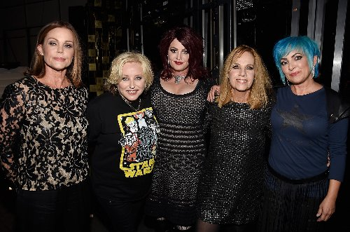 The Go-Go's Are Just the 5th All-Female Group to Join the Rock and Roll Hall of Fame