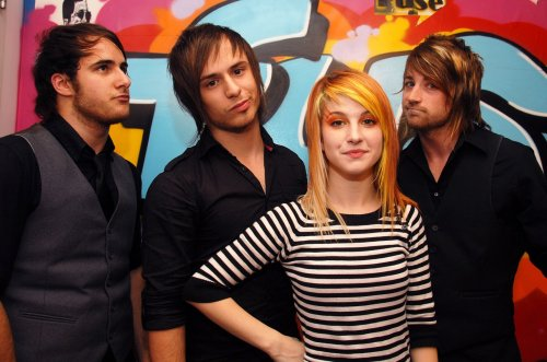 Paramore's 'Riot!' Hits Top 10 on Billboard's Top Album Sales Chart After Vinyl Reissue