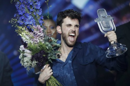 Duncan Laurence's 'Arcade' Is First Eurovision Song Contest Winner to Hit Hot 100 in 45 Years