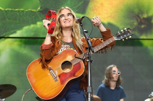 Margo Price Wows the Crowd, Speaks Out on Range of Topics at Farm Aid's Return: 'We've Got to Have Hope'