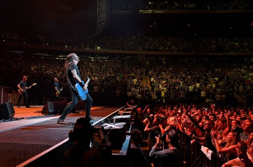 Foo Fighters Receive Hero's Welcome at Madison Square Garden: Show Recap