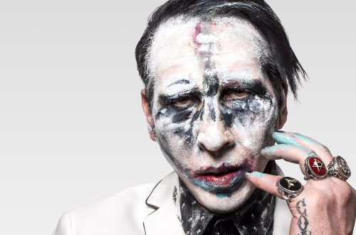 Marilyn Manson Accused of Rape & Sexual Assault in New Lawsuit