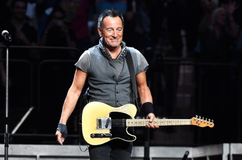 Bruce Springsteen Hints at New Music as He Accepts Woody Guthrie Prize