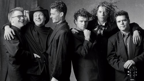 The Unlikely Story of How INXS Came to Rule the Late '80s With 'Kick'
