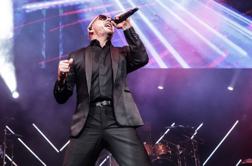NASCAR Co-Owner Pitbull Mixing Racing With Upcoming Tour
