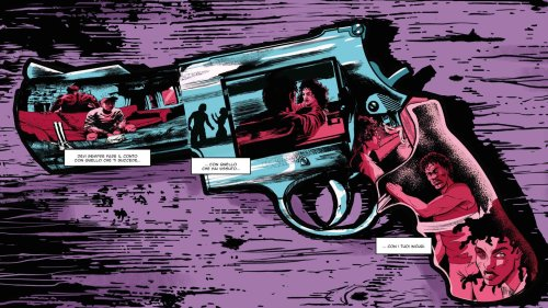 Gang, la graphic novel made in Italy alle origini della trap | Billboard Italia