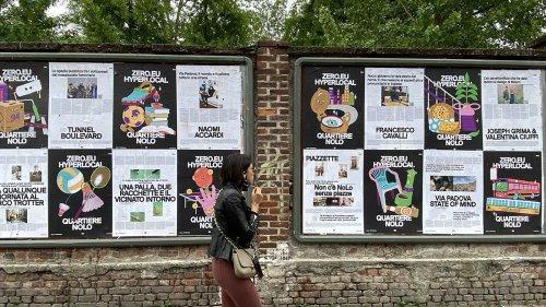 ZERO Hyperlocal, la mostra di arte pubblica a Milano parte da NoLo