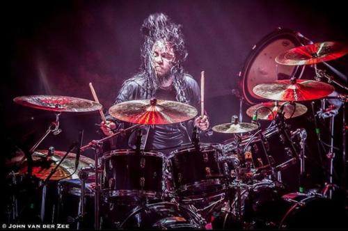 Addio a Joey Jordison, ex batterista e co-fondatore degli Slipknot