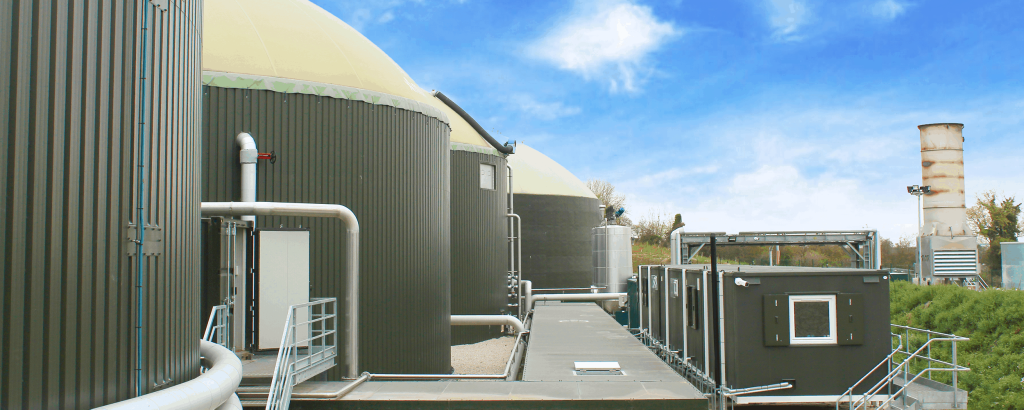 Digester  - cover