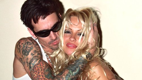 Inside Pamela Anderson and Tommy Lee's Tumultuous Relationship