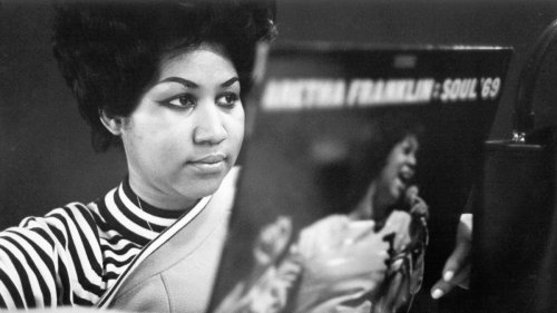 10 Things You May Not Know About Aretha Franklin