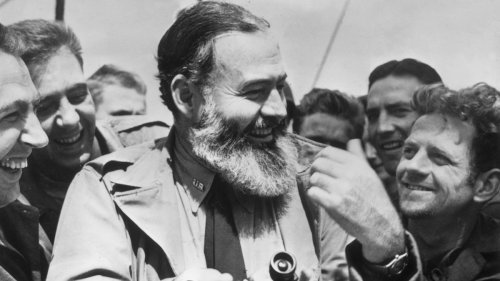 10 Things You May Not Know About Ernest Hemingway