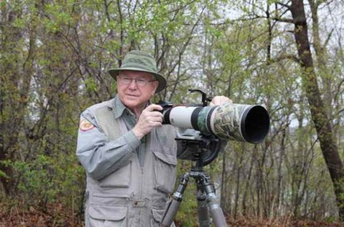 Bird Photography Pro Interview: Roland Jordahl