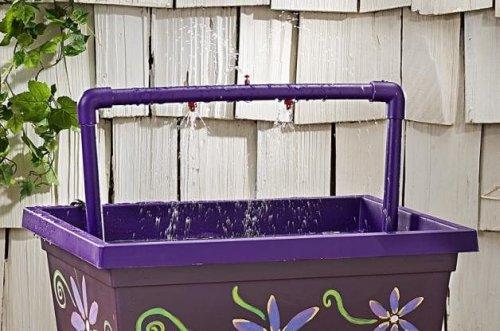 Hummingbird Mister DIY Bird Bath
