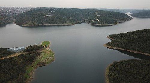 İstanbul'da baraj doluluk oranlarında son durum: Yüzde 79.80