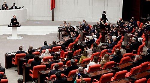 TBMM'de 'insan kaçakçılığının' araştırılması talebi AKP ve MHP'nin oylarıyla reddedildi