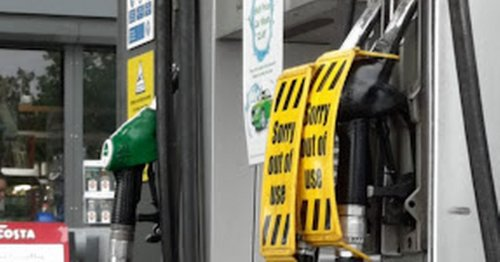 The rules explained for storing petrol at home