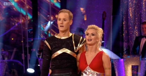 Strictly Come Dancing's Dan Walker predicted to be booted out of the show next