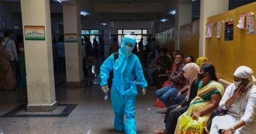 Doctors in India are reporting three possible new coronavirus symptoms