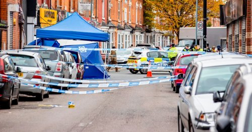 Double shooting victim remains critical as cops continue hunt for gunmen