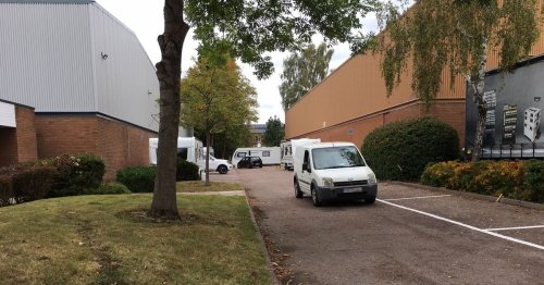 'Partying' travellers at industrial park could cost business £40k