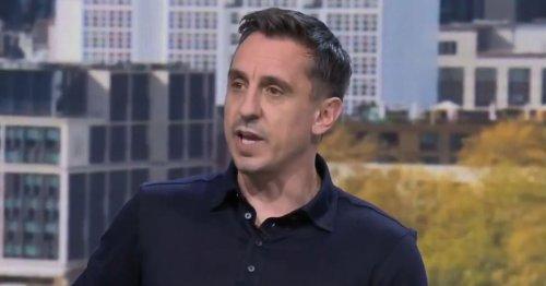 Gary Neville hails Mason Mount's importance to the England team at Euro 2020