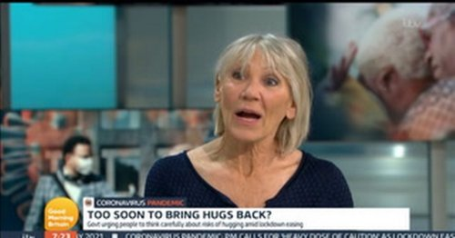 Ingrid Tarrant slammed as she refuses vaccine - but still wants hug