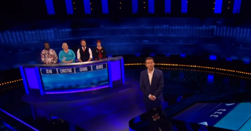 ITV The Chase's Bradley Walsh red faced by contestant's mortifying job