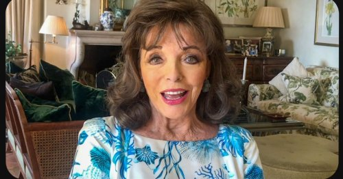 Joan Collins reveals pay gap on Dynasty as she brands TV soap misogynistic