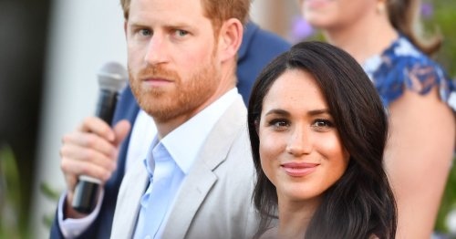 Palace aides want 'Harry and Meghan to give up titles' after interview