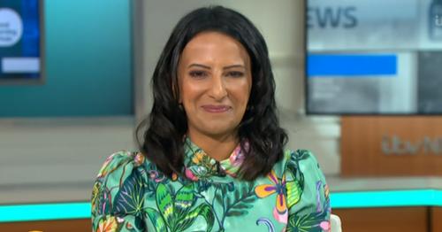 Ranvir Singh makes career announcement on ITV Good Morning Britain