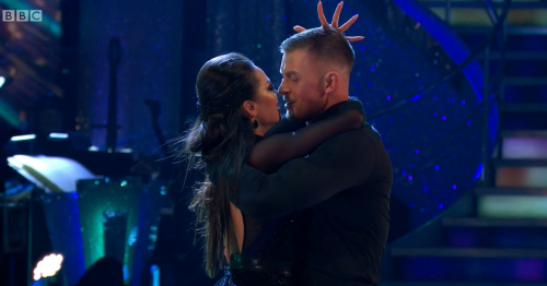 Strictly's Adam and Katya break silence after claims they 'almost kissed'