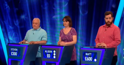 Tipping Point contestant under fire from viewers over 'grating' detail