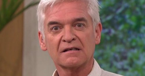 This Morning guest under fire from Phillip Schofield after comment on phone
