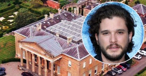 Glamorous home for sale where Game of Thrones' Kit star lived - for only £285k