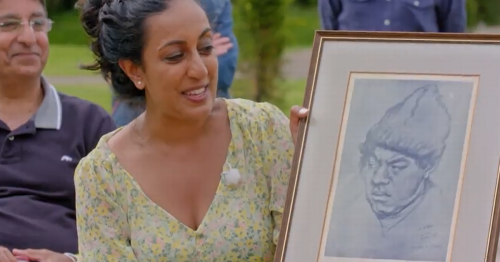 Antiques Roadshow guest crushed by devastating truth behind portrait