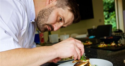 Being in foster care prepared self-taught chef for Covid challenges