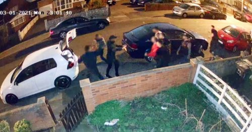 Investigation continues after brothers battered by lockdown party thugs