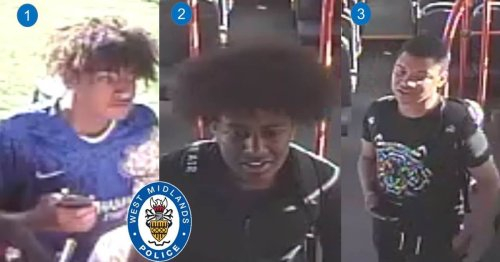 Bus driver attacked and robbed as police issue appeal