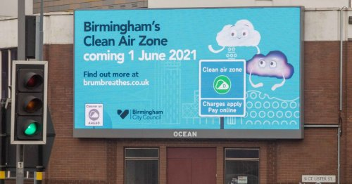 Birmingham Clean Air Zone rules - essential checklist of all you need to know