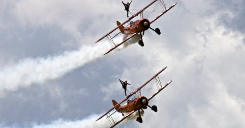 Ten reasons why people love the Cosford Air Show