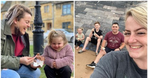 Heartbreak as mum, 30, dying of cancer pleads: 'I don't want to leave my kids'