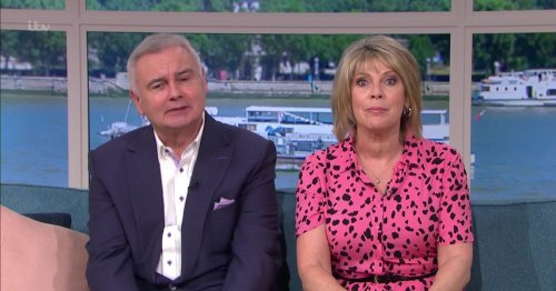 Eamonn Holmes in trouble with This Morning viewers after they spot bad habit