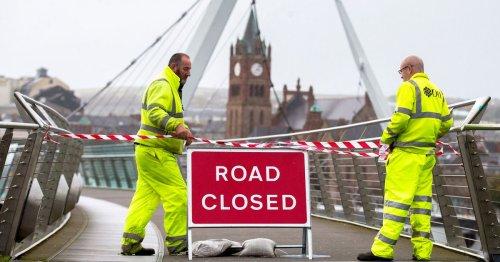 Tropical cyclone 'worse than Storm Ophelia' set to pummel Britain