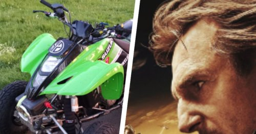 Hollywood-style warning to off-road bikers causing havoc