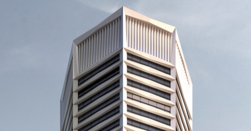 'World's first' octagon-shaped residential tower set for Birmingham